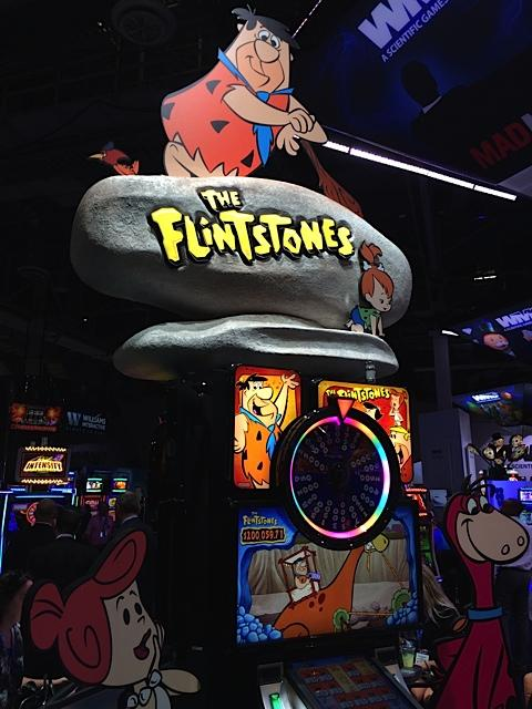 flintstone slot machine